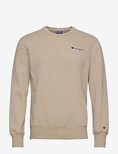 Crewneck Sweatshirt - sweats basiques - white pepper