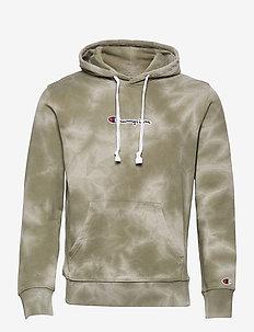 Hooded Sweatshirt - sweats basiques - deep lichen