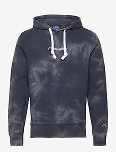 Hooded Sweatshirt - perus-college-paitoja - navy blazer