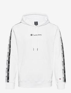 Hooded Sweatshirt - hættetrøjer - white