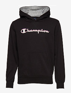 Hooded Sweatshirt - ANTHRACITE