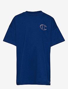 Crewneck T-Shirt - SODALITE BLUE