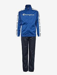 Full Zip Suit - SODALITE BLUE