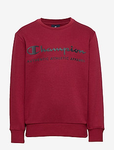 Crewneck Sweatshirt - BIKING RED
