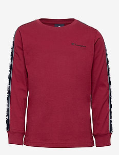 Long Sleeve T-Shirt - long-sleeved t-shirts - biking red