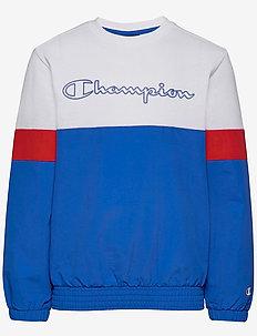 Crewneck Sweatshirt - sweat-shirt - white