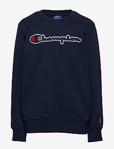 Crewneck Sweatshirt - NAVY BLAZER