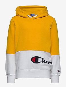Hooded Sweatshirt - SPECTRA YELLOW