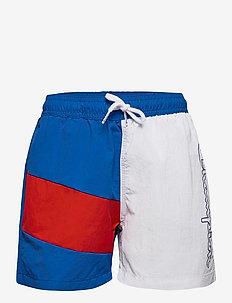 Beachshort - swimshorts - nautical blue