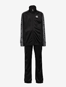 Full Zip Suit - trainingsanzug - black beauty