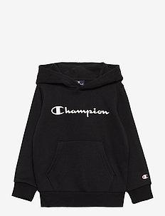 Hooded Sweatshirt - hættetrøjer - black beauty