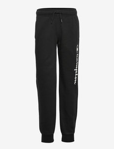 Rib Cuff Pants - joggingbroek - black beauty