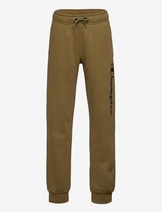 Rib Cuff Pants - jogginghosen - military olive