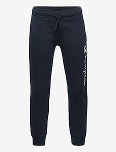 Rib Cuff Pants - jogginghosen - sky captain