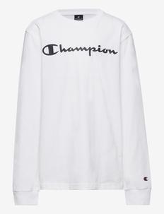 Long Sleeve T-Shirt - sweatshirts - white