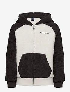 Hooded Full Zip Top - papyrus