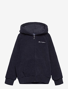 Hooded Full Zip Top - kapuzenpullover - sky captain