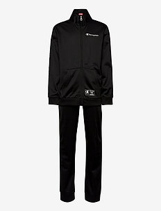 Full Zip Suit - tracksuits - black beauty