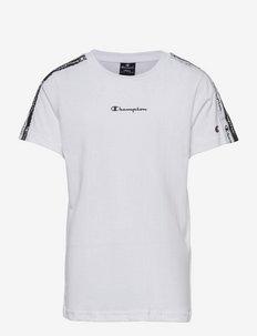 Crewneck T-Shirt - short-sleeved t-shirts - white