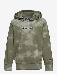 Hooded Sweatshirt - hoodies - deep lichen