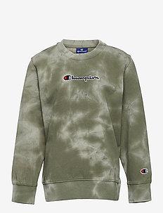 Crewneck Sweatshirt - sweatshirts - deep lichen