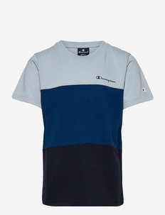 Crewneck T-Shirt - short-sleeved t-shirts - sky captain