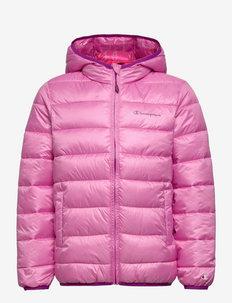 Hooded Jacket - geïsoleerde jassen - fuchsia pink