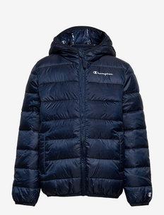 Hooded Jacket - geïsoleerde jassen - sky captain