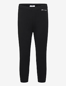 3/4 Leggings - leggings - black beauty