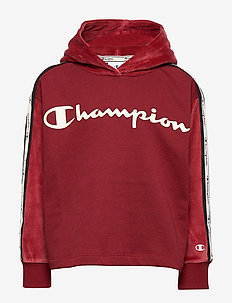 Hooded Sweatshirt - kapuzenpullover - biking red