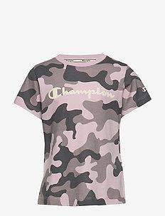 Crewneck T-Shirt - VIOLET ICE AL (VTI)