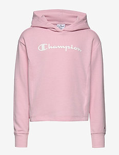 Hooded Sweatshirt - PARFAIT PINK