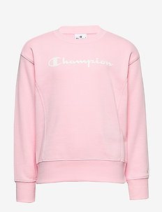 Crewneck Sweatshirt - sweatshirts - parfait pink