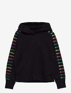 Hooded Sweatshirt - pulls à capuche - black beauty