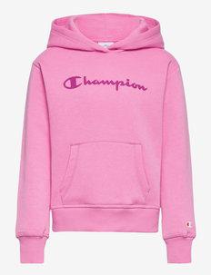 Hooded Sweatshirt - hoodies - fuchsia pink