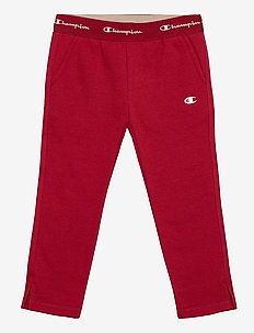 Straight Hem Pants - hosen - rio red