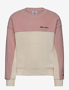 Crewneck Sweatshirt - sweatshirts - misty rose