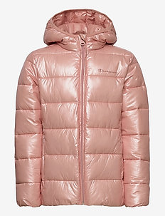 Hooded Jacket - daunen- und steppjacken - misty rose