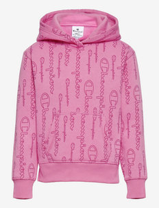 Hooded Sweatshirt - hoodies - fuchsia pink al (fup)