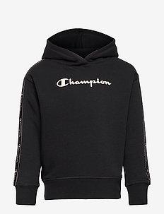 Hooded Sweatshirt - hoodies - black beauty