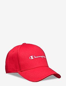Baseball Cap - HIGH RISK RED