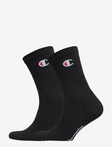3PP Crew Socks - str - black