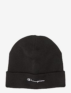 Beanie Cap - BLACK BEAUTY