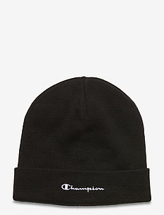 Beanie Cap - luer - black beauty