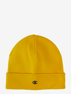 Beanie Cap - LEMON CURRY