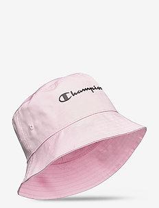Bucket Cap - bucket hats - parfait pink