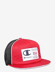 Basketball Cap - kappen - haute red