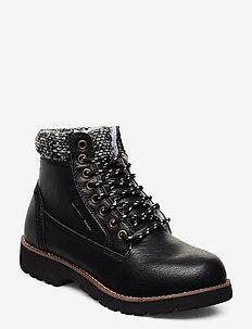 High Cut Shoe UPSTATE - flache stiefeletten - black beauty