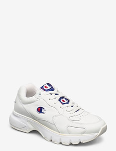 Low Cut Shoe CWA-1 LEATHER - lave sneakers - white