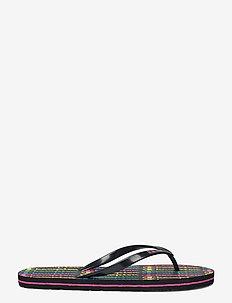 Flip Flop Slipper BIG CLASSIC EVO - kengät - black beauty c